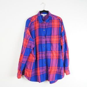 Old Navy | Plaid Button Down